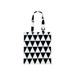 Eko torba duże trójkąty. Białe torby plażowe So homely. Za 59,00 zł.