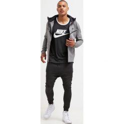 Nike Sportswear TECH FULL ZIP WINDRUNNER HOODIE Bluza z kapturem carbon heather/black. Szare bluzy męskie rozpinane Nike Sportswear, m, z bawełny, z kapturem. Za 399,00 zł.