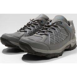 KangaROOS LOOP Obuwie hikingowe steel grey/faded blue. Szare buty trekkingowe męskie KangaROOS, z gumy, outdoorowe. W wyprzedaży za 194,35 zł.
