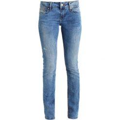 LTB ASPEN Jeansy Slim Fit aurra wash. Niebieskie jeansy damskie marki LTB, z bawełny. W wyprzedaży za 269,10 zł.