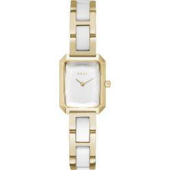 Zegarek DKNY - Cityspire NY2671 Gold/White/Gold. Białe zegarki damskie DKNY. Za 719,00 zł.