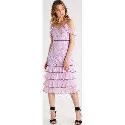 Sukienki hiszpanki: Topshop Sukienka koktajlowa lilac