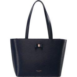 Ted Baker DEANIE BOW DETAIL SMALL SET Torebka dark blue. Czarne torebki klasyczne damskie marki Ted Baker, z materiału. Za 719,00 zł.