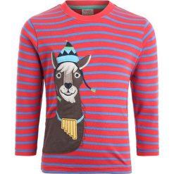 Bluzki dziewczęce bawełniane: Frugi KIDS ZGREEN DISCOVERY APPLIQUE Bluzka z długim rękawem tomato bold