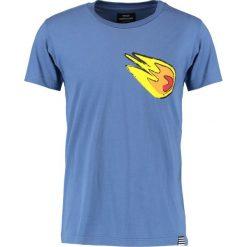 T-shirty męskie z nadrukiem: Mads Nørgaard THOR Tshirt z nadrukiem true navy