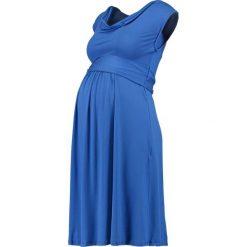 Sukienki hiszpanki: Envie de Fraise BULLE  Sukienka z dżerseju blue roy