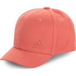Czapka z daszkiem adidas - W 6P Cap CF8996 Trasca/Trasca/Trasca. Brązowe czapki z daszkiem damskie Adidas, z bawełny. Za 89,00 zł.
