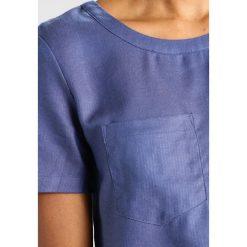 Bluzki asymetryczne: Native Youth Bluzka indigo