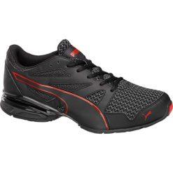 Buty męskie Puma Tazon Modern Puma czarne. Czerwone buty do biegania damskie marki Puma, xl, z materiału. Za 239,90 zł.