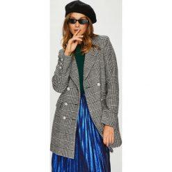 Płaszcze damskie pastelowe: Answear - Płaszcz