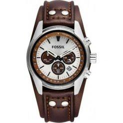 Fossil - Zegarek CH2565. Różowe zegarki męskie marki Fossil, szklane. Za 449,90 zł.