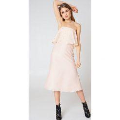 Sukienki: Keepsake Sukienka Call Me – Pink