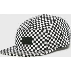 Vans - Czapka. Szare czapki z daszkiem męskie marki Vans, z bawełny. Za 119,90 zł.