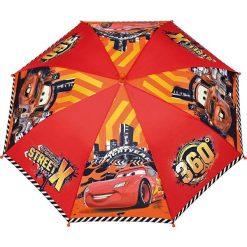 """Parasole: Parasol """"Cars"""" w kolorze czerwonym"""