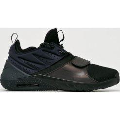 Nike - Buty. Czarne halówki męskie Nike, z gumy, na sznurówki. Za 399,90 zł.