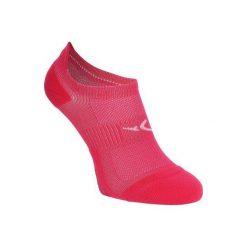 Skarpety niewidoczne fitness x2. Czerwone skarpetki męskie DOMYOS. Za 19,99 zł.