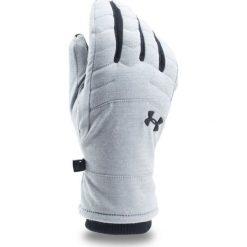 Rękawiczki męskie: Under Armour Rękawiczki męskie Reactor Quilted Glove szare r. S (1300085)