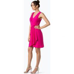 Adrianna Papell - Sukienka damska, różowy. Czerwone sukienki hiszpanki Adrianna Papell, z kopertowym dekoltem, kopertowe. Za 449,95 zł.