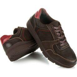 Męskie obuwie sportowe Embrocation. Czarne buty skate męskie New Age. Za 169,00 zł.