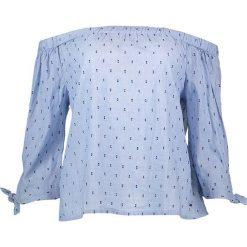 Bluzki, topy, tuniki: Koszulka w kolorze błękitnym