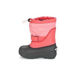 Śniegowce Dziecko Columbia  CHILDRENS POWDERBUG PLUS II. Brązowe buty zimowe chłopięce Columbia. Za 183,99 zł.