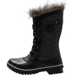 Sorel TOFINO II Śniegowce black. Czarne śniegowce damskie Sorel, z gumy. Za 839,00 zł.