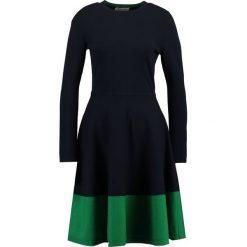 Odzież damska: Hobbs MACIE DRESS Sukienka dzianinowa navy/green
