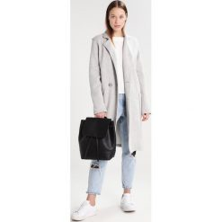 Onepiece CHALLENGE  Płaszcz wełniany /Płaszcz klasyczny grey mel. Szare płaszcze damskie wełniane marki Onepiece, m, klasyczne. W wyprzedaży za 349,30 zł.