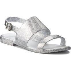 Rzymianki damskie: Sandały MELISSA – Classy Ad 31897 Glass Silver Glitter 03895