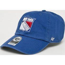 47brand - Czapka New York Rangers. Szare czapki z daszkiem męskie 47brand. Za 99,90 zł.