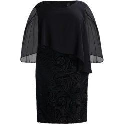 Sukienki hiszpanki: ADIA DRESS BURN OUT Sukienka letnia black
