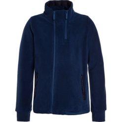 Bench FUNNEL Kurtka z polaru navy blue. Niebieskie kurtki chłopięce marki Bench, z materiału. W wyprzedaży za 125,40 zł.