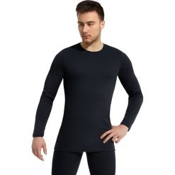 Męska podkoszulka Cornette Termo Plus. Czarne podkoszulki męskie marki Astratex, m, z bawełny. Za 63,99 zł.