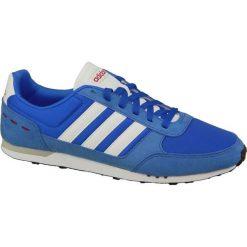 Buty sportowe męskie: Adidas Buty męskie City Racer niebieskie r. 44 2/3  (F97872)