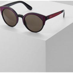 Prada Okulary przeciwsłoneczne brown/purple. Brązowe okulary przeciwsłoneczne damskie aviatory Prada. Za 899,00 zł.