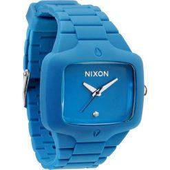 Zegarek unisex Blue X Nixon Rubber Player A1391649. Zegarki damskie Nixon. Za 647,00 zł.