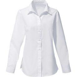 Bluzki damskie: Bluzka bonprix biały