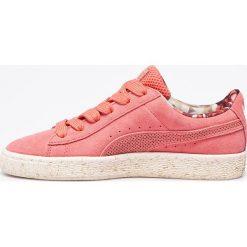 Puma - Buty Careaux Rose. Czerwone buty sportowe damskie marki Puma, z materiału. W wyprzedaży za 179,90 zł.