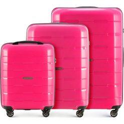 Walizki: 56-3T-72S-77 Zestaw walizek