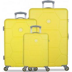 Walizki: Suitsuit Zestaw Walizek Podróżnych Caretta, Blazing Yellow