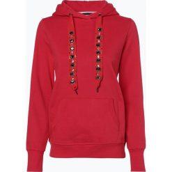 Bluzy damskie: Marie Lund - Damska bluza nierozpinana, czerwony