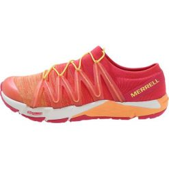 Buty do biegania damskie: Merrell BARE ACCESS FLEX Obuwie do biegania neutralne tropical punch