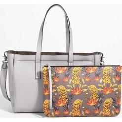 Shopper bag damskie: Parfois – Torebka