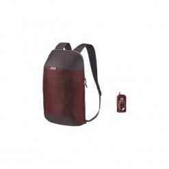 Plecak ultra compact 10 l. Brązowe plecaki męskie marki QUECHUA, z materiału. Za 7,99 zł.