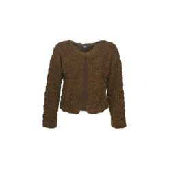 Swetry rozpinane / Kardigany Only  ONLFIONA. Brązowe kardigany damskie ONLY, l. Za 179,00 zł.