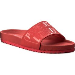 Chodaki damskie: Klapki PEPE JEANS - Bio Royal Block L PLS90349 Red 255