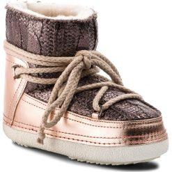 Buty INUIKII - Boot Galway 70101-10 Copper. Brązowe buty zimowe damskie Inuikii, z materiału. Za 1549,00 zł.