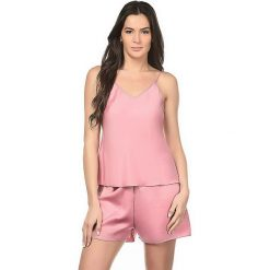 """Piżamy damskie: Piżama """"Saty"""" w kolorze jasnoróżowym"""