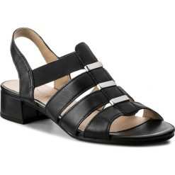 Sandały damskie: Sandały CAPRICE - 9-28200-20 Black Nappa 022