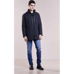 Płaszcze męskie: Armani Collezioni Krótki płaszcz schwarz